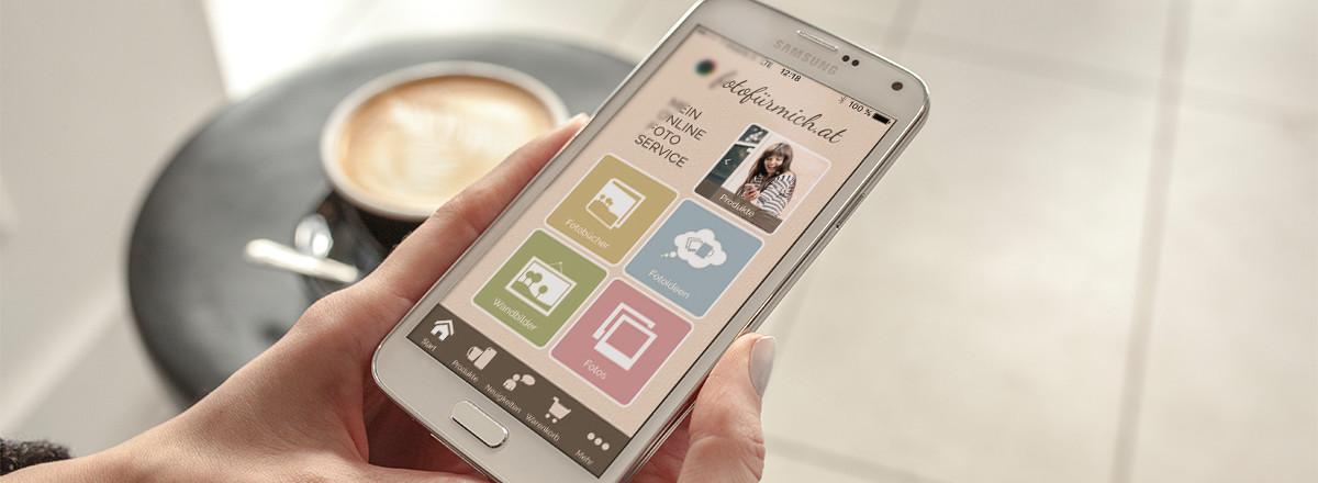 Foto für Mich App