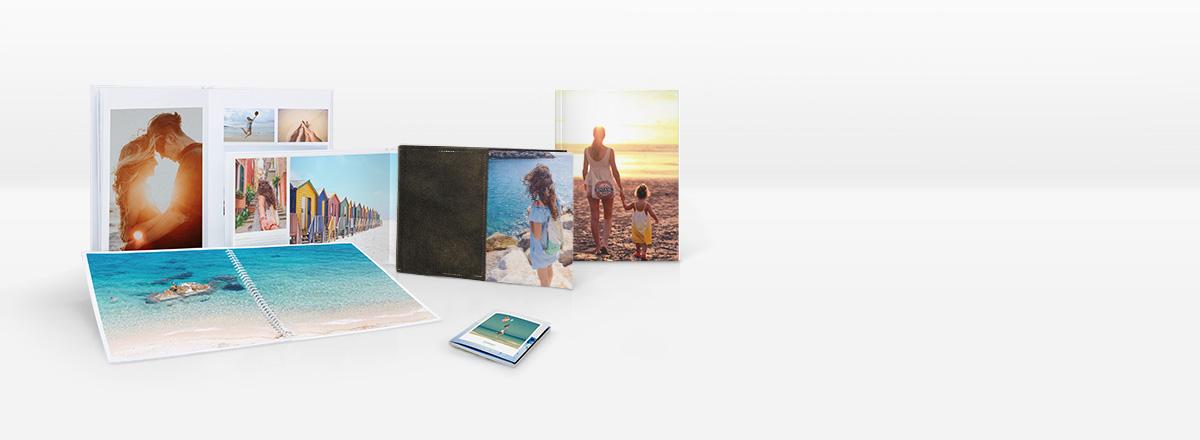Sommer Spezial: -20% auf alle Fotobücher